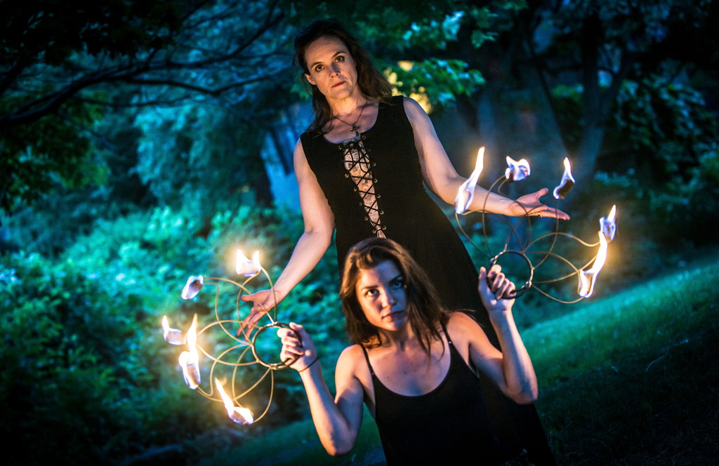 April 26, 2018: Cymbeline in Summer; Theatre magic in our parks (July 4 to August5).